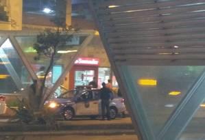 Vigilante rende gerente e assalta agência bancária na Tijuca Foto: Reprodução/redes sociais