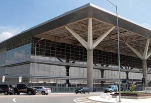 Terminal de cargas do aeroporto de Viracopos, em Campinas Foto: Denny Cesare / Agência O Globo