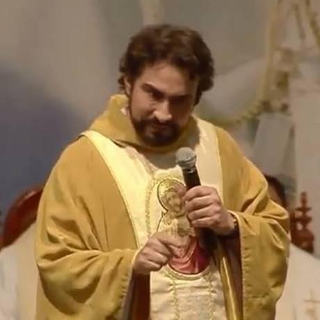 Padre Fábio de Melo se desculpou após vídeo polêmico Foto: Reprodução / Facebook