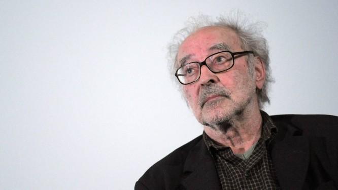 Jean-Luc Godard: novo curta atribuído a ele seria obra de um falsário Foto: MIGUEL MEDINA / AFP