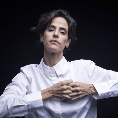 Mariana Lima fala sobre memória e linguagem no Oi Futuro Foto: Divulgação/Fernando Young