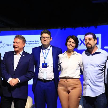Pré-candidatos à Presidência apresentaram suas propostas em conferência em Gramado Foto: Terceiro / Isadora Neumann / Agência RBS