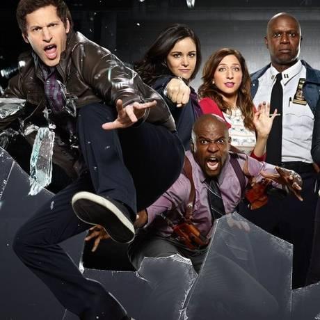 Brooklyn-Nine-Nine: cancelada pela Fox, série regressará na NBC Foto: Divulgação