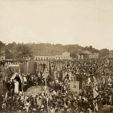 Missa abolição Foto: Foto do Acervo do IMS