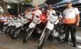 Assim como em Santa Rosa, o patrulhamento no Fonseca contará com o auxílio de motocicletas