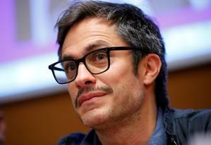 Gael, ator, produtor e também diretor de 'Aqui na Terra' Foto: DENIS BALIBOUSE / REUTERS
