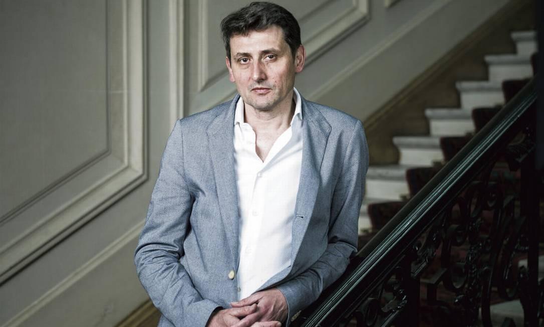Frédéric Gros, autor do livro