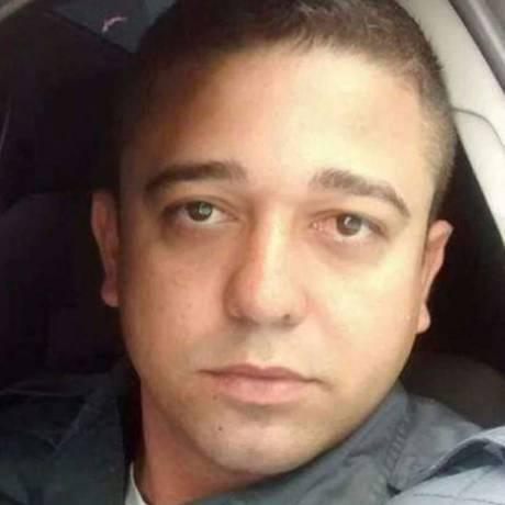 Cabo Rafael José Pereira, de 34 anos, era lotado na UPP Jacaré Foto: Reprodução