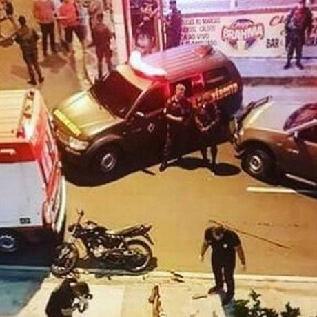 Homem morreu ao furar posto de bloqueio Foto: Reprosução Sulacap News