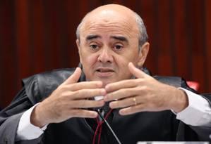 Representante do Ministério Público, Luciano Mariz Maia Foto: Roberto Jayme / Roberto Jayme/ Ascom /TSE