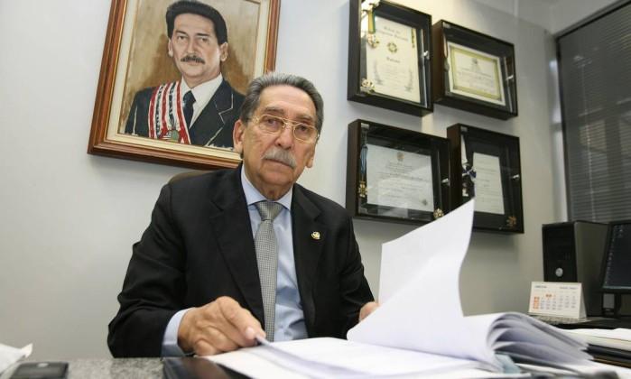 Resultado de imagem para EX-GOVERNADOR DO MARANHÃO EPITÁCIO CAFETEIRA MORRE EM BRASÍLIA