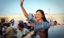 Roseana Sarney revogou a anunciada aposentadoria da vida pública para as eleições e vai tentar seu quinto mandato do governo do Maranhão Foto: DIDA SAMPAIO / Dida Sampaio/1-10-2010