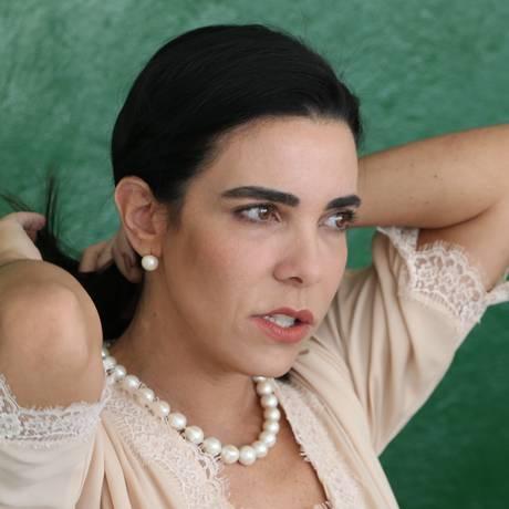 Dona Michella Marys, ex-mulher do juiz Roberto Caldas Foto: Givaldo Barbosa / Agência O Globo