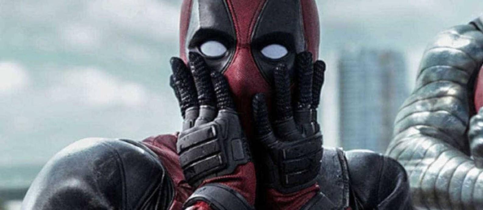 Deadpool 2 Foto: Divulgação/Marvel