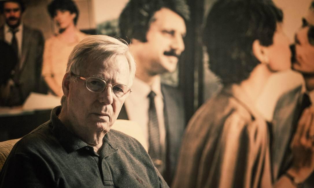 Roberto Farias: ator, roteirista, diretor e produtor Foto: Fabio Seixo / Fábio Seixo