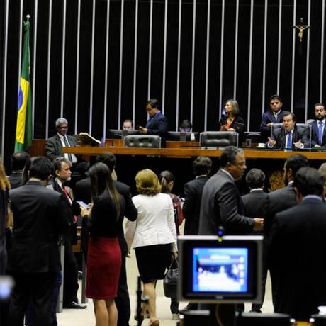 Deputados do PT fizeram várias tentativas de obstrução da pauta desde a prisão de Lula Foto: Luis Macedo / Câmara dos Deputados