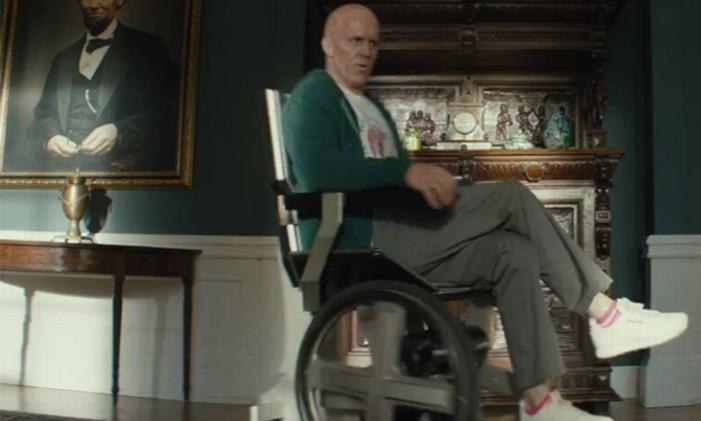 Quem viu o primeiro teaser que foi lançado lembra muito bem da homenagem que Deadpool prestou a Bob Ross com uma pintura incrível Foto: Divulgação