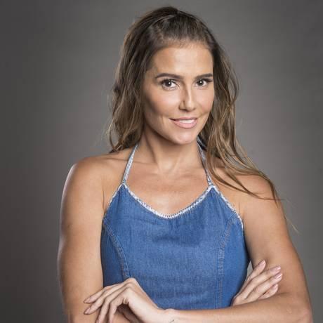 Deborah Secco Foto: Divulgação/TV Globo
