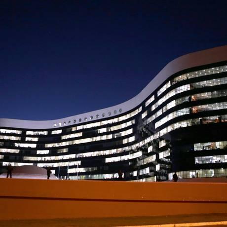 A sede do Tribunal Superior Eleitoral em Brasília Foto: Jorge William / Agência O Globo