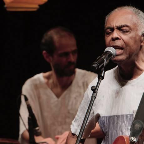 Gilberto Gil: show celebra os 40 anos do clássico disco 'Refavela' Foto: Divulgação
