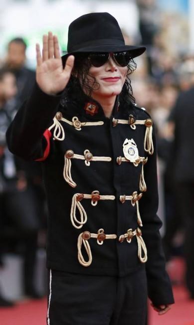 O sósia de Michael Jackson STEPHANE MAHE / REUTERS
