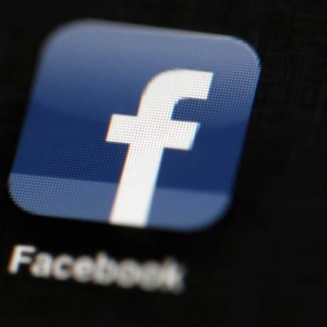 Logomarca do Facebook. Matt Rourke/AP