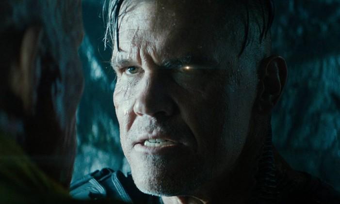 """Deadpool refere-se a Cable como """"One Eyed Willie"""", o pirata dos """"Goonies"""" Foto: Divulgação"""