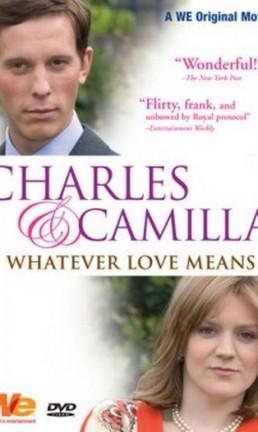 Capa do DVD de telefilme sobre Charles e Camilla Foto: Divulgação