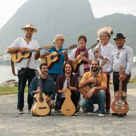 Encontro reunirá músicos de toda a cidade Foto: Brenno Carvalho/08-02-2018 / Agência O Globo
