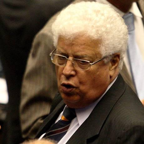 O deputado federal Nelson Meurer, do PP, no Plenário da Câmara Foto: Aílton de Freitas / Agência O Globo