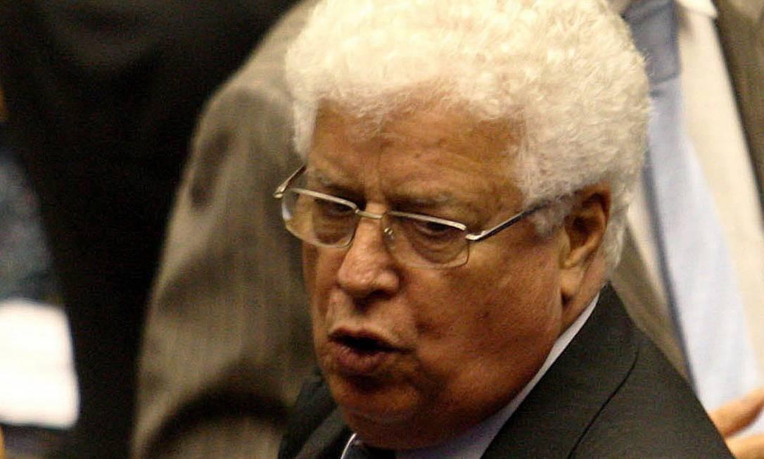 Ex-deputado Nelson Meurer irá cumprir a pena inicialmente em regime fechado Foto: Aílton de Freitas / Agência O Globo