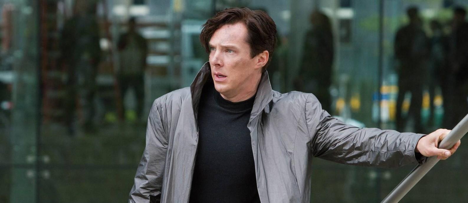 Benedict Cumberbatch: ator vai estrelar filme sobre 'Brexit' Foto: Divulgação