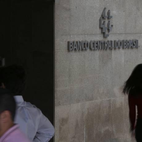 Sede do Banco Central do Brasil. Foto Aílton de Freitas / Agência O Globo