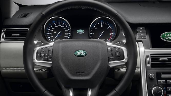 Comprado usado, Land Rover Discovery Sport HSE, por R$ 225.500, apresentou problema no quarto dia de uso Foto: Divulgação