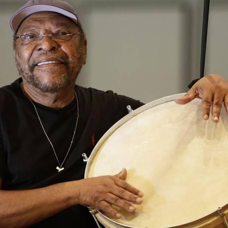 Martinho da Vila completou 80 anos em fevereiro Foto: Gustavo Miranda
