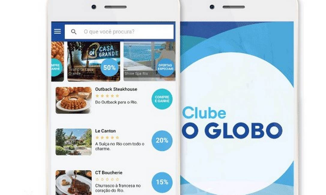 Clube O GLOBO, renovado, dá ao assinante até 50% de desconto em mais de 400  estabelecimentos - Jornal O Globo 1245b74682