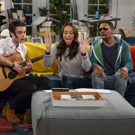 'Happy together': série da CBS é inspirada em vida de Harry Styles e terá cantor como produtor Foto: Divulgação