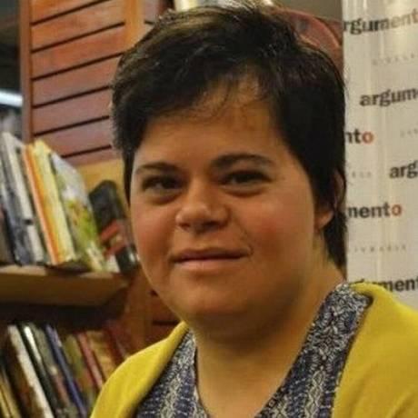 Debora Moura é a primeira educadora com síndrome de down no Brasil Foto: Divulgação