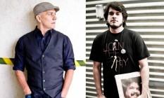 DJs Marcio Careca e Marcello MBgroove Foto: Divulgação