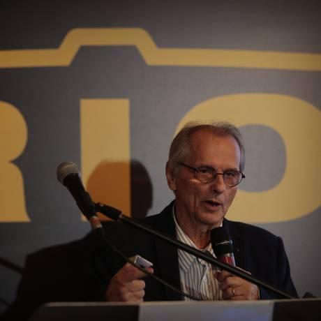 O vice-prefeito do Rio, Fernando Mac Dowell Foto: Roberto Moreyra em 29/05/2017 / Agência O Globo
