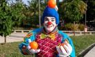 Circo do Topetão traz espetáculo com trapezistas, artistas sobre perna de pau e malabaristas Foto: Divulgação