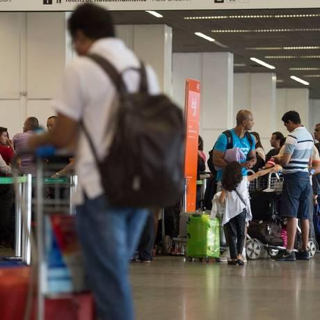 Subcomissão vai acompanhar, avaliar e propor medidas sobre os direitos e deveres das empresas aéreas no país Foto: Agência Brasil