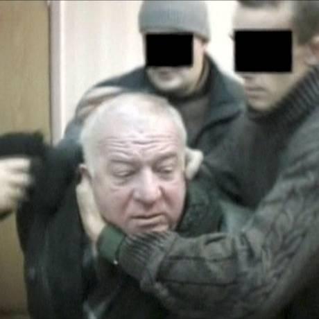 Ex-espião foi envenenado por agente nervoso Foto: RTR via Reuters TV