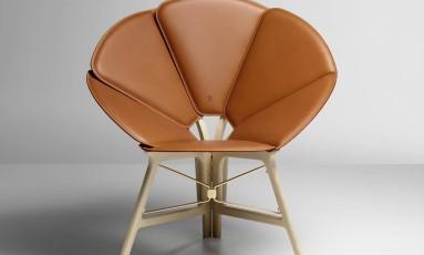 Cadeira Concertina de Raw Edges Foto: Foto de dovilgação