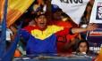 Falcón, que já foi chavista e da oposição, é candidato pelo Aliança Progressista Foto: Marco Bello / REUTERS