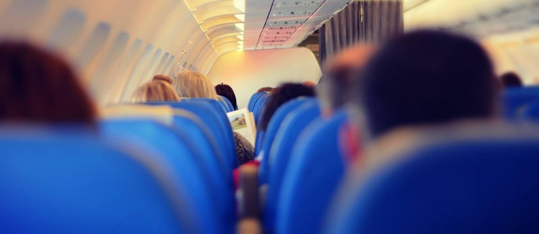 Cuidados com a saúde na hora de voar Foto: Divugação