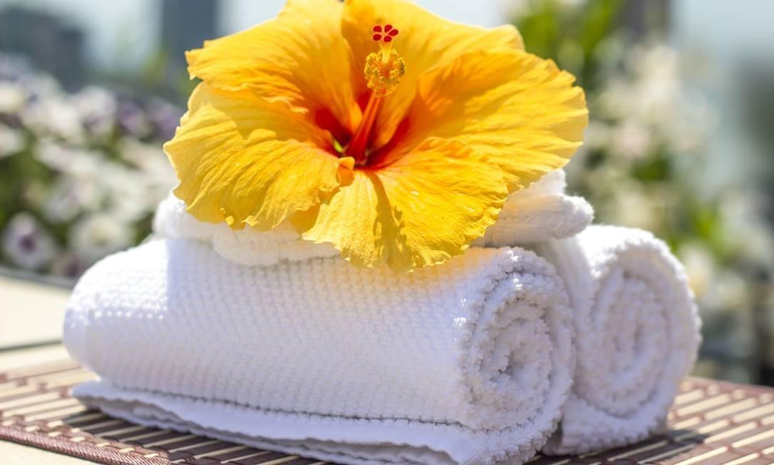 Pergunte se precisa levar algo. Cabe ao anfitrião preparar a casa para receber, mas, se ele não tiver toalhas ou roupa de cama suficientes, pode falar numa boa para o hóspede trazê-las. Para as mulheres, um cuidado a mais com a maquiagem. Ninguém merece deixar a toalha borrada na casa dos outros. Foto: pixabay