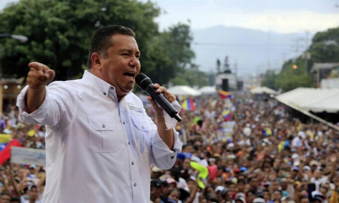 Venezuela: 'Governarei com mais capazes, não políticos', diz candidato Bertucci