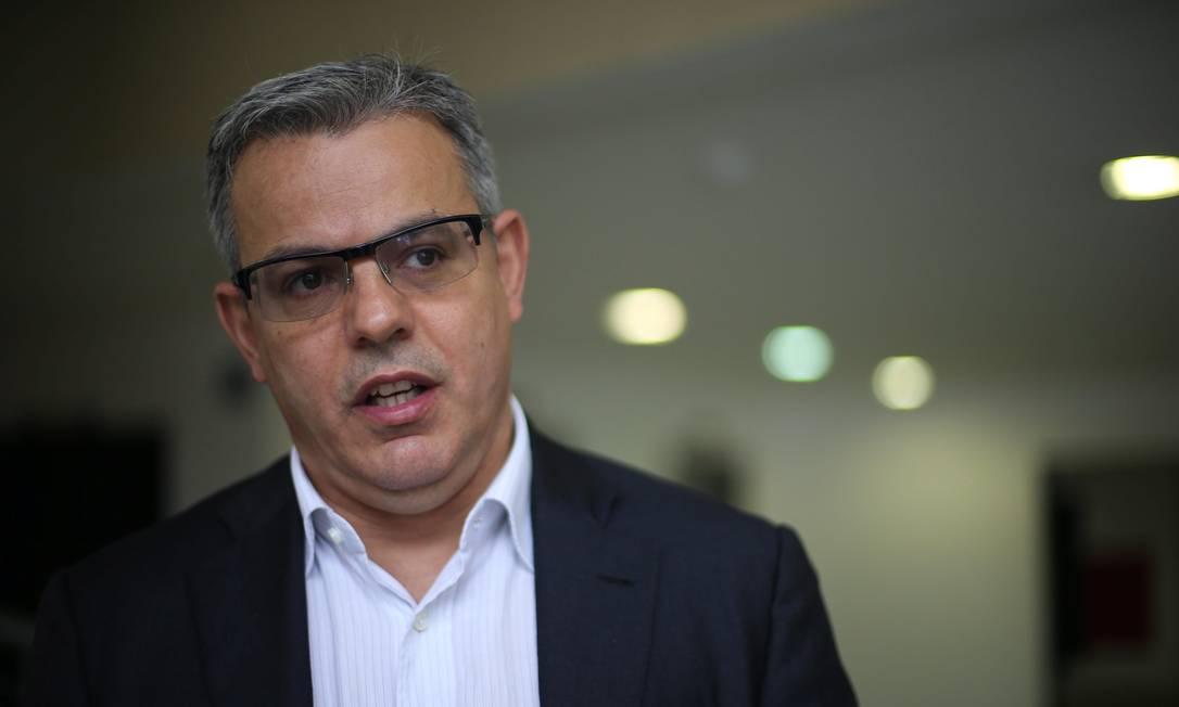 O advogado Antonio Figueiredo Basto Foto: Zonone Fraissat / Folhapress