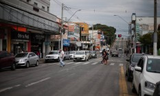 Município de 160 mil habitantes fica espremido entre a Rodovia Presidente Dutra e o Rio Paraíba Foto: Marcos Alves / Agência O Globo